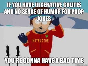 uc poop joke