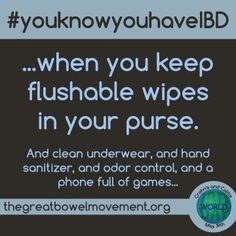 IBD purse items