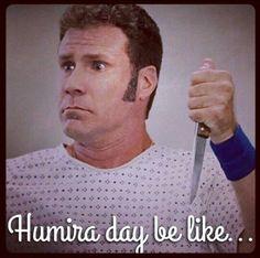 humira day