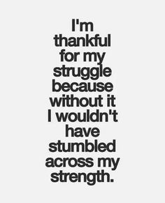 blog struggle