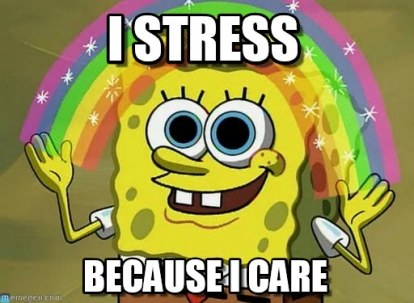tw stress